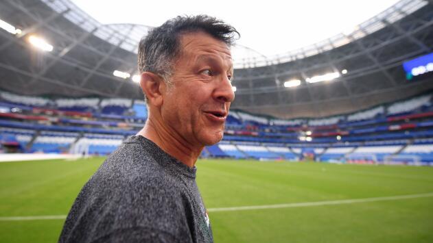 Juan Carlos Osorio estaría muy cerca de llegar a un club brasileño