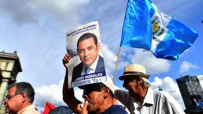 Is the US signaling new tolerance for corruption in Guatemala?