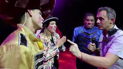 Otra Onda Xtra: Sonia Salas y Raul Solis Glez piden trabajo en el Circo Hermanos Vazquez