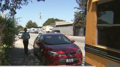 Medidas de seguridad en el transporte escolar de sus hijos