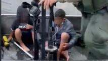 Abandonados en medio del Río Grande: la Patrulla Fronteriza rescata a dos menores de 7 y 13 años