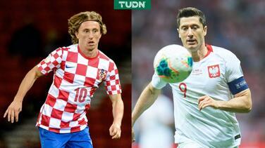 Croacia y Polonia anuncian listas oficiales para la Euro 2020