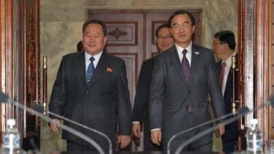 El líder norcoreano Kim Jong Un y el presidente surcoreano Moon Jae-in se reunirán el 27 de abril