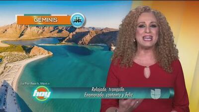 Mizada Géminis 09 de enero de 2018