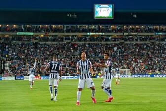 Santos empata con Chivas y los Tuzos ganan