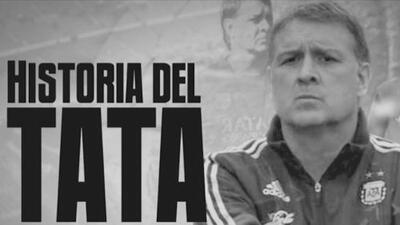 Gerardo 'Tata' Martino, el ídolo de Newell's Old Boys que ilusiona al Tri