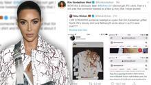 Kim Kardashian para en seco a los que dijeron que le regaló a su hija una camisa ensangrentada de John F. Kennedy