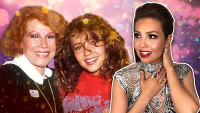 Así recordó Thalía a su fallecida mamá en su cumpleaños