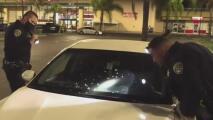 Incrementan los ataques con armas de aire comprimido en varias autopistas del sur de California