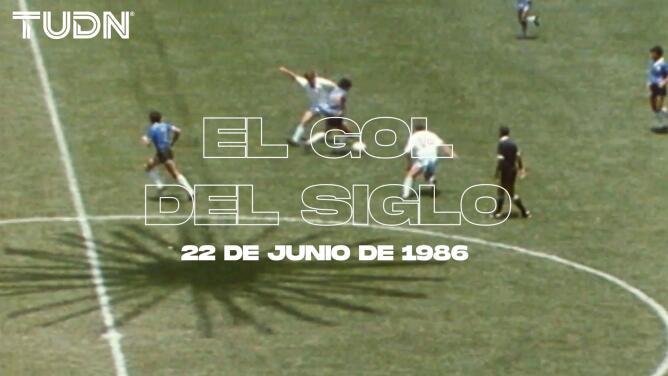 ¡Barrilete cósmico! El gol que hizo eterno al Diego