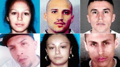 Estos son los más buscados por el FBI en Los Ángeles