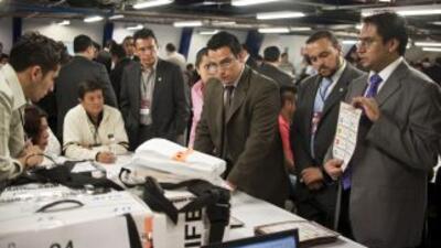 Errores en conteo no afectan resultados de comicios mexicanos