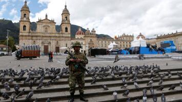 En medio de un fuerte dispositivo de seguridad, Iván Duque juramentará como nuevo presidente de Colombia