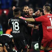 Bayer Leverkusen vuelve a la senda del triunfo ante el Darmstadt
