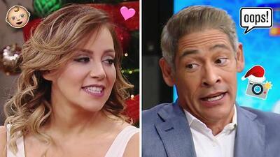 DAEnUnMinuto: Rosie Rivera quiere tener otro bebé, ¡y nos faltó la foto navideña de Johnny Lozada!