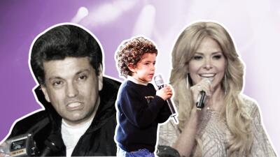 Así ha crecido el hijo que Gloria Trevi tuvo con Sergio Andrade