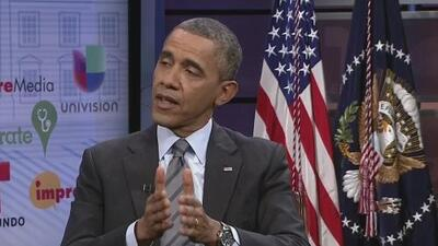 El presidente de los Estados Unidos participó en un foro para aclarar dudas de Obamacare