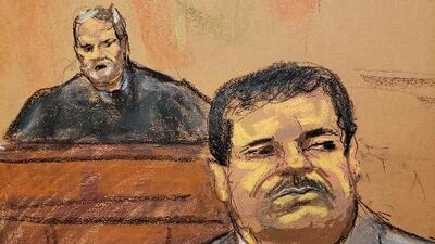 """""""Aquí no hubo justicia"""": 'El Chapo' Guzmán tras conocer la sentencia que le pone fin a su larga carrera delictiva"""