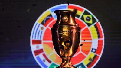 ¡Se levanta el telón! Hoy inicia la Copa América