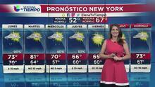 La depresión tropical Nate traerá lluvias y tormentas sobre Nueva York