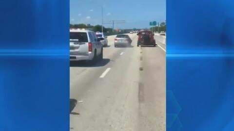 Identifican al conductor que provocó una persecución policial que terminó en accidente