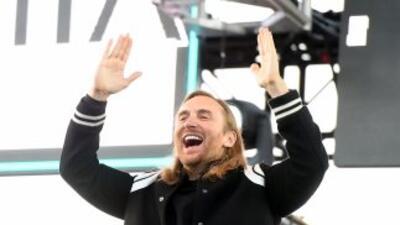 David Guetta espera tener un legado cuando se vaya