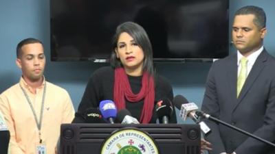 Expulsaron a representante Rodríguez Ruiz por agredir a empleada de su oficina