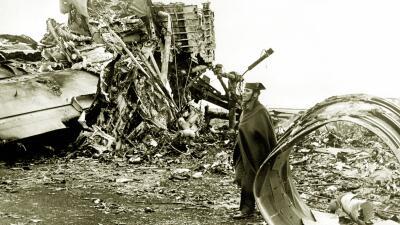 En fotos: 15 catástrofes aéreas que conmovieron al mundo