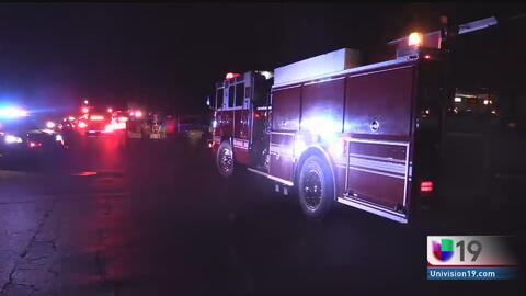 Se registra un incendio en una vivienda en Modesto