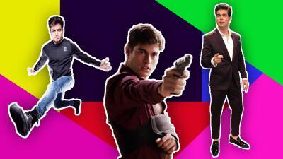 Danilo Carrera llegó a las telenovelas para quedarse y aquí te revelamos sus secretos