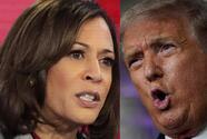 """""""Destrozará a nuestro país"""": Trump critica la posibilidad de que Harris se pueda convertir en presidenta"""