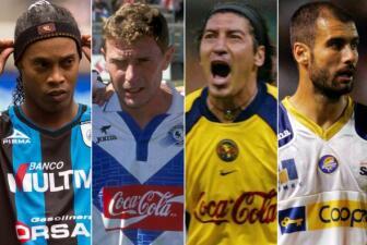 Dinho y el reto de los cracks en Liga MX