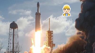 El próximo cohete espacial de la compañía Space X se construirá en Los Ángeles
