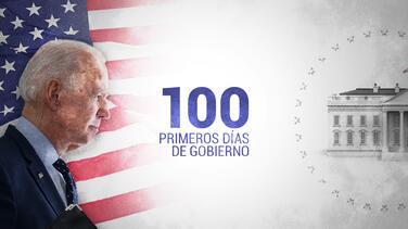 Inmigración, más vacunas y ayudas económicas: qué ha cumplido Biden y qué no en sus primeros 100 días