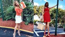 Zapatos 101 con Lili Estefan: ¿Primaveral o muy apasionada? Dos looks para conquistar