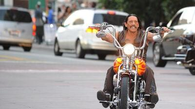 Actor Danny Trejo becomes real life hero