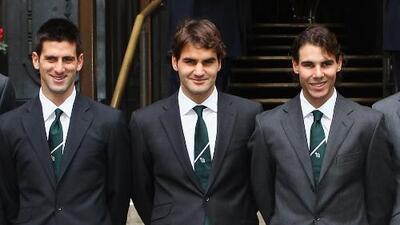 Duelo de Titanes: Federer, Nadal y Djokovic se pelean la corona del más ganador de Grand Slam