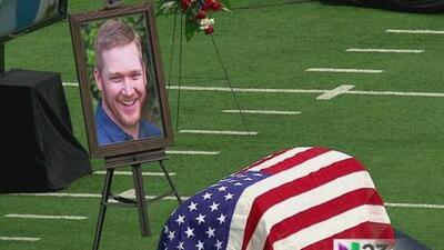 Texas honra la memoria del francotirador más letal de toda la historia de EE.UU.