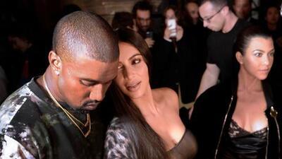 Kim and Kanye's son Saint West hospitalized