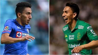 Contrastes entre el Ángel Mena de Cruz Azul y el goleador de León
