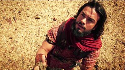 Josué recibió el llamado de Dios en 'La Tierra Prometida', así fue el estreno de la serie