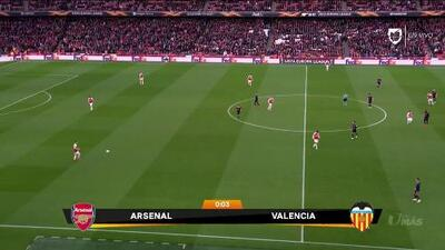 Highlights: Valencia at Arsenal on May 2, 2019