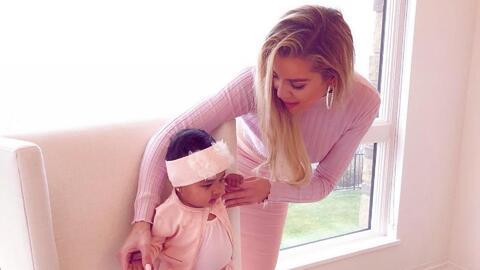 Jomari Goyso cree que la hija de Khloe Kardashian es la más 'fashionista' de los niños famosos