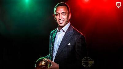 Agustín Marchesín: ganador del Balón de Oro al Mejor Portero de Liga MX