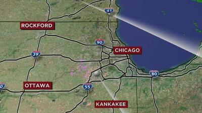 Nos esperan vientos fuertes en Chicago y bajas temperaturas el fin de semana
