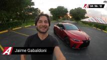 5 Minutos A Bordo del Lexus IS 2021 | Univision A Bordo