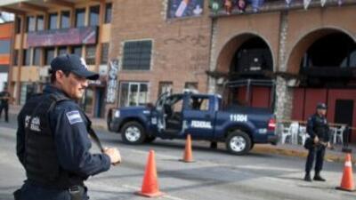 Acuartelan por seguridad a agentes municipales de Ciudad Juárez