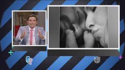 Julián Gil no soportó los comentarios ofensivos hacia su hijo Matías y canceló sus redes sociales