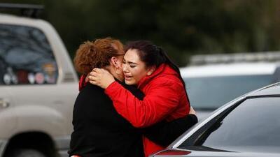Toma de rehenes en hogar de veteranos en California concluye con el atacante y sus tres rehenes muertos