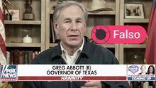 No es cierto que los apagones de Texas se deben al congelamiento de las turbinas de viento